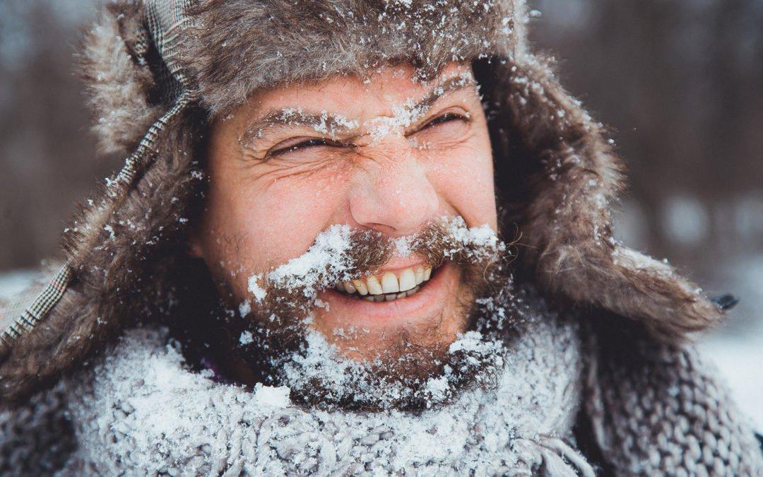 Bartpflege im Winter – so wird's gemacht!