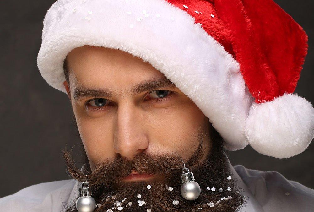Bartstyling für die Festtage – so wird Weihnachten besonders hip!