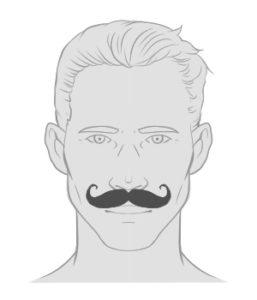 Der Moustache - unendlich viele Möglichkeiten