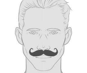 Der Moustache – unendlich viele Möglichkeiten