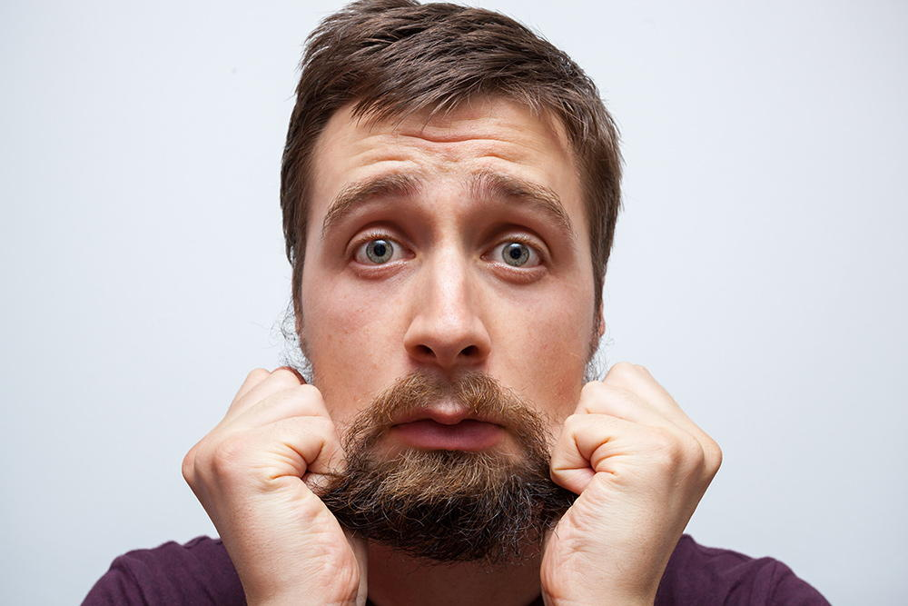 Die schnelle Bartpflege
