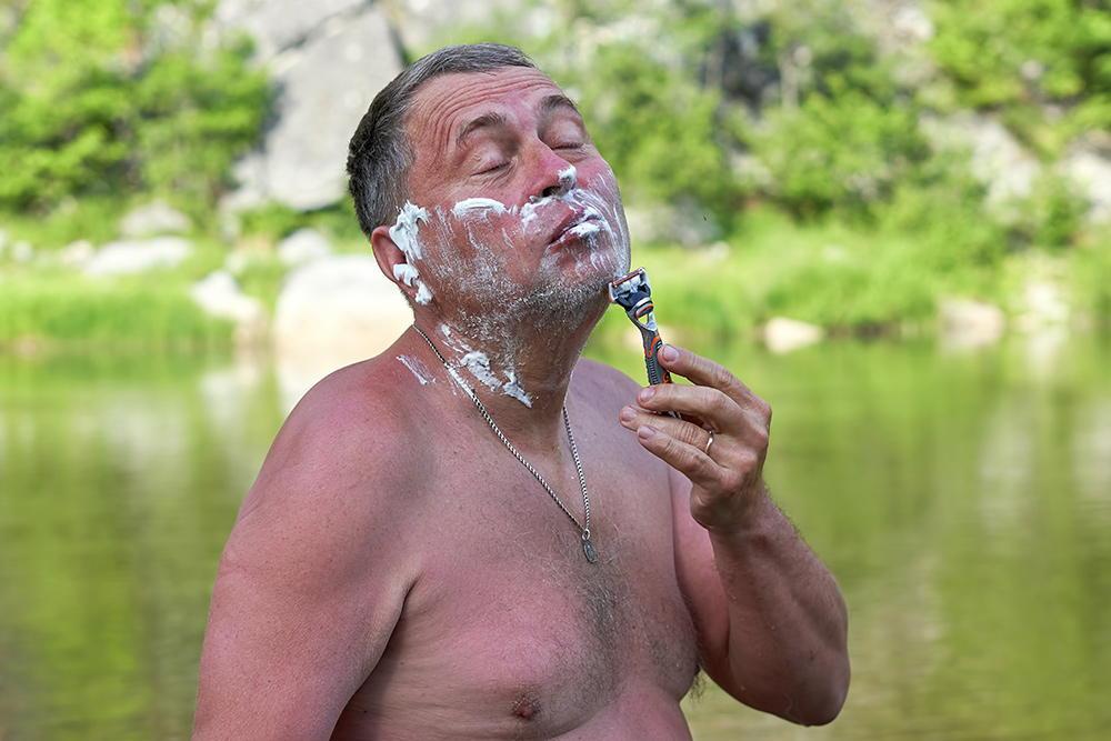 Rasiertipps bei empfindlicher Haut