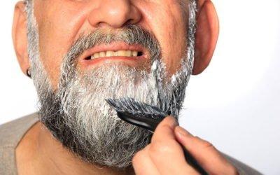 Bart färben – Technik, Infos & Vorgehensweise